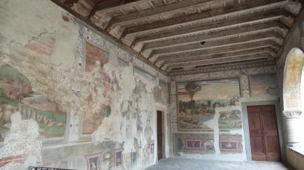 Malpaga castle