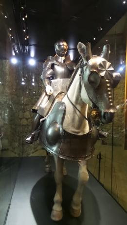 Karaliaus Henry VIII šarvai